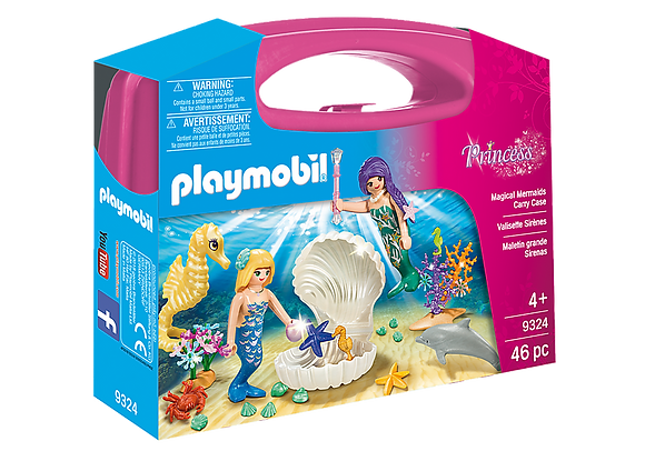 Playmobil 9324 Large Mermaid Carry Case
