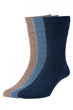 HJ Wool Softop Sock