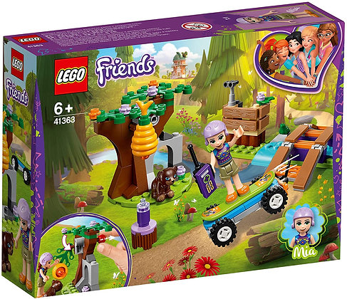 Lego Friends Mias Forest Adventure
