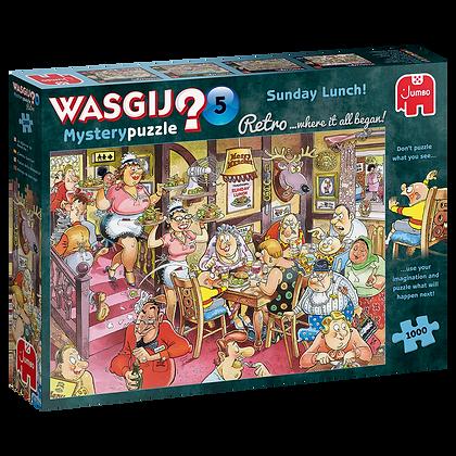 Wasgij Mystery 5 Sunday Lunch