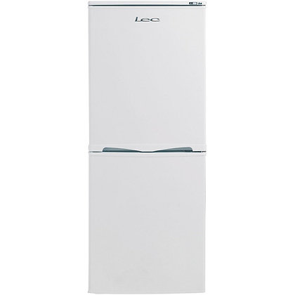 Lec T5039 50cm Fridge Freezer - White