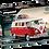 Thumbnail: Playmobil 70176 Volkswagon T1 Camping Bus