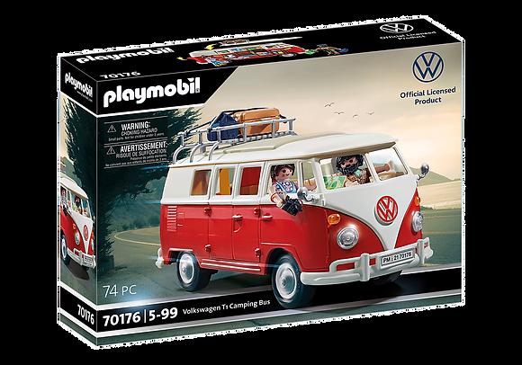 Playmobil 70176 Volkswagon T1 Camping Bus