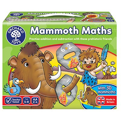 Orchard Mammoth Maths (098)