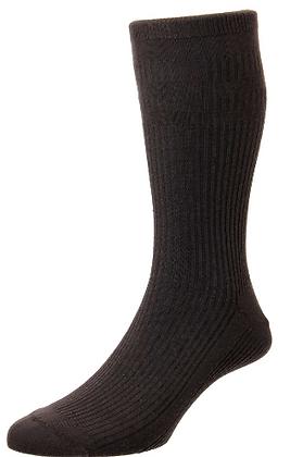 HJ Cotton Softop Sock