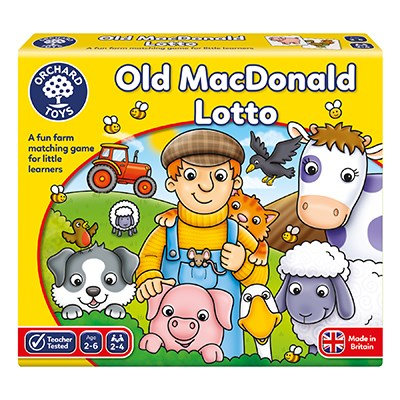 Orchard Old Macdonald Lotto (071)