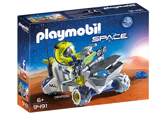 Playmobil 9491 Space Mars Rover