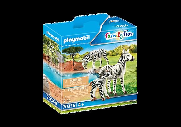 Playmobil 70356 Zebra & Foal