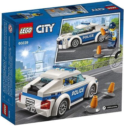 Lego City Police Police Patrol Car 60239