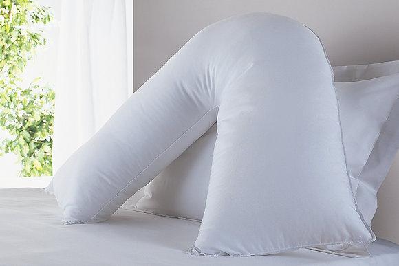 Back Support V-Shape Pillow