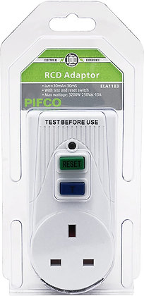 Pifco RCD Adaptor