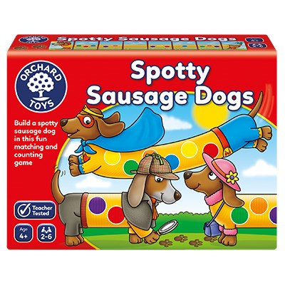 Orchard Spotty Sausage Dogs (104)