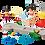 Thumbnail: Playmobil 70092 Family Fun Mini-golf