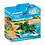 Thumbnail: Playmobil 70358 Alligator & Babies