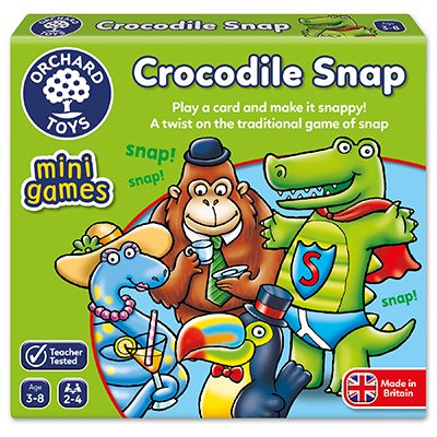 Orchard Mini Games Crocodile Snap (356)
