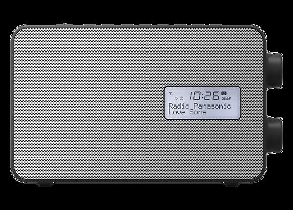 Panasonic RFD30BTEB-K Splashproof Radio