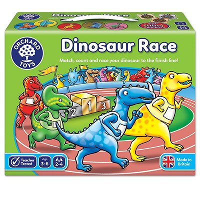 Orchard Dinosaur Race Game (086)