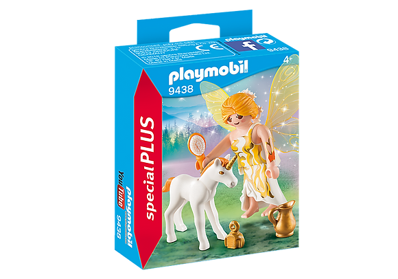 Playmobil 9438 Special Plus Sun Fairy with Unicorn Foal