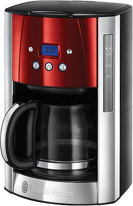 Russell Hobbs Coffee Maker 23241 Red