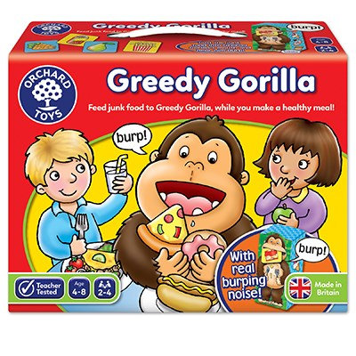 Orchard Greedy Gorilla (041)