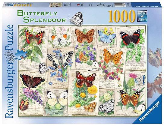 Butterfly Splendour 1000 puzzle