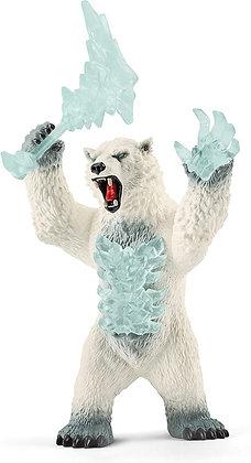 Schleich Blizzard Bear with Weapon