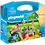 Thumbnail: Playmobil 9103 Family Fun Large Family Picnic Carry Case