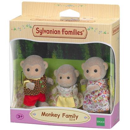 Sylvanian Families Monkey Family (3 Figures)