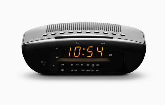Roberts CR9971 Clock Radio (Black)