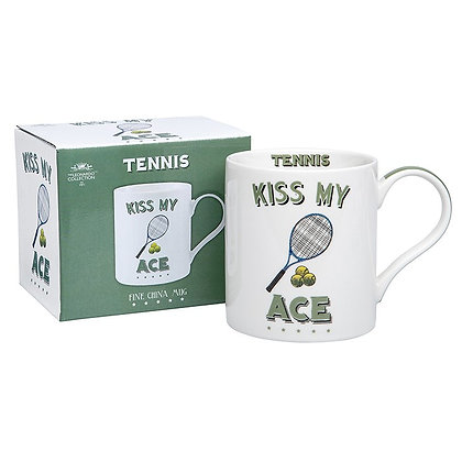 Cheeky Sport Mug - Tennis