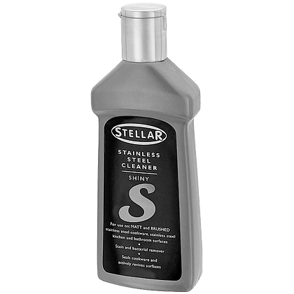 Stellar Stainless Steel Shiny Cleaner 250ml