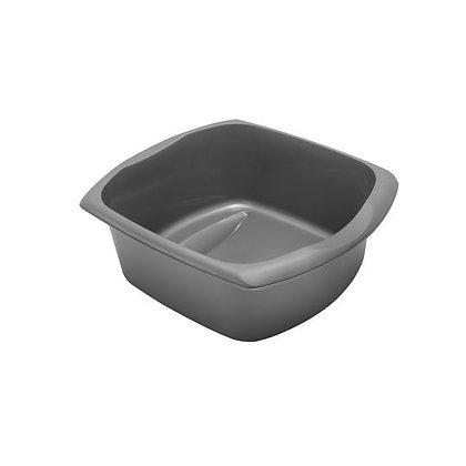 Washing Up Bowl 9.5L Metallic