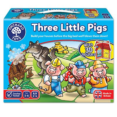 Orchard Three Little Pigs (081)