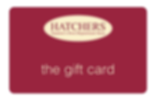 Hatchers Loyalty Card