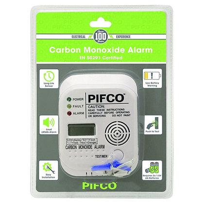 Pifco Carbon Monoxide Alarm