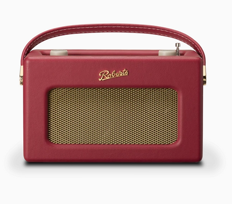 Roberts Revival iStream 3 Smart Radio (Berry Red)