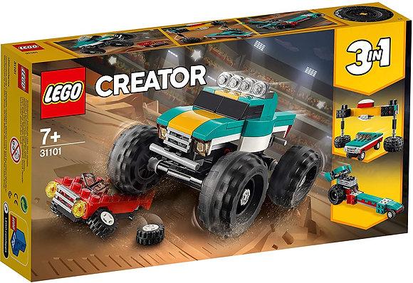 Lego Creator Monster Truck