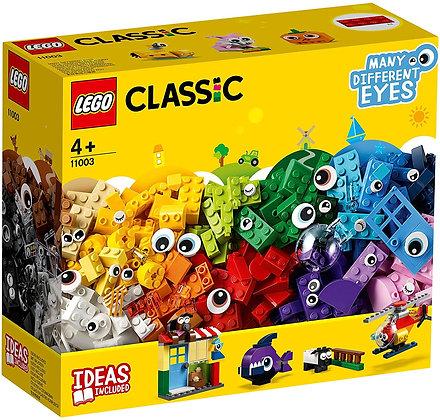 Lego Classic Bricks & Eyes