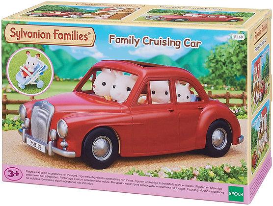 Sylvanian Families Family Cruising Car