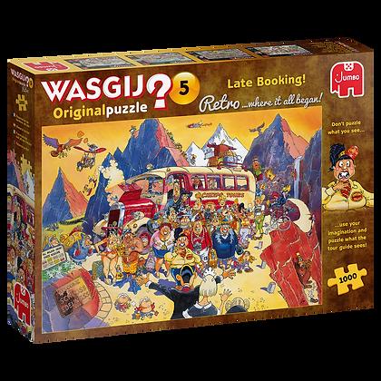 Wasgij Original 5 Late Booking