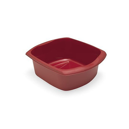 Washing Up Bowl 9.5L Roasted Red