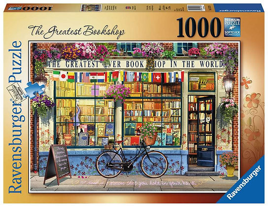The Greatest Bookshop