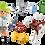 Thumbnail: Playmobil 70252 Vet With Calf