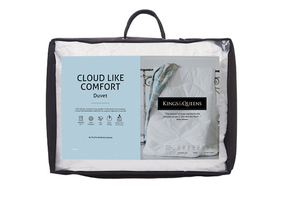 Cloud Like Comfort 4.5 Tog Duvet
