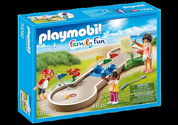 Playmobil 70092 Family Fun Mini-golf