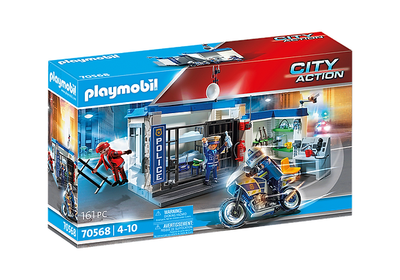 Playmobil 70568 Police Prison Escape