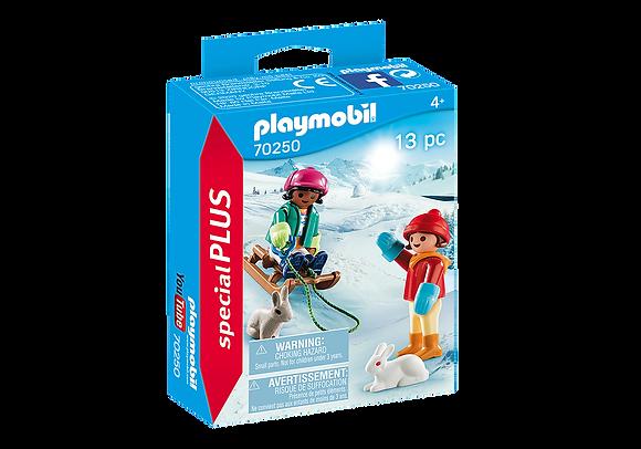Playmobil 70250 Sledge