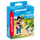Thumbnail: Playmobil 70154 Special Plus Mother with Baby and Dog