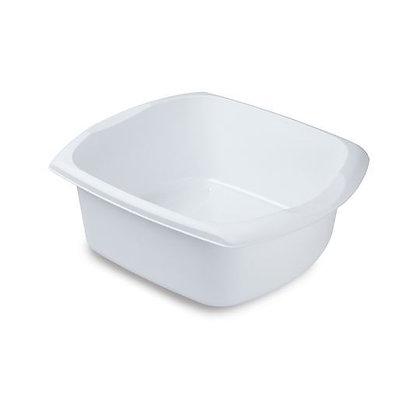 Washing Up Bowl 9.5L White