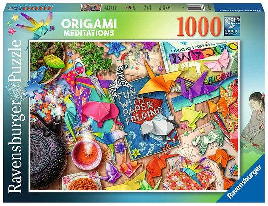 Origami Meditations